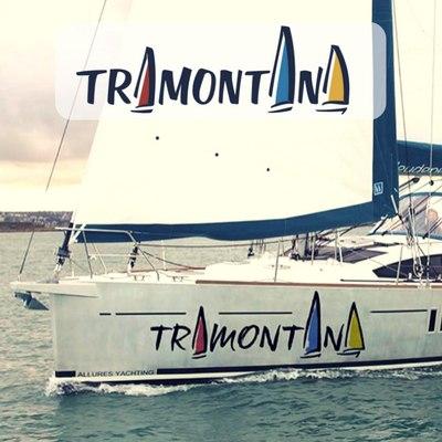 Реклама<br /> на яхте